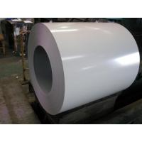 PE Resin Color Coated Galvanized Steel Coil 25um 2/1 layers PPGL Coil