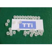 Buy cheap Tansparent Injection Moulding Parts For Electronic Plastic Tubes from Wholesalers