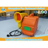 China Commercial Small Air Blower For Inflatable Water Slide , 220v/110V 1500W on sale