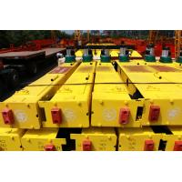 Overhead travelling ld model electric single girder overhead crane