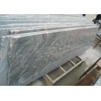 Buy cheap Pink Juparana Granite Stone Slabs For Kitchen Polished Finish 2400x700 Mm from Wholesalers