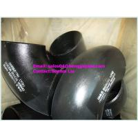 China Steel elbow DN300 SCH40 90DEG ASTM A234 WPB on sale