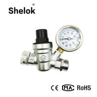 China Hot Selling Lead Free Brass Air Gas Pressure Regulators Wholesale on sale