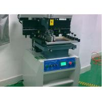 Buy cheap 220V solder paste printer with 15L/min Air Consumption , solder printer machine from wholesalers