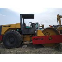 Buy cheap Used Dynapac CA251D Road Roller from wholesalers