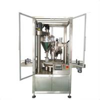 Factory Auger filler powder filling machine for Can&Tin for sale
