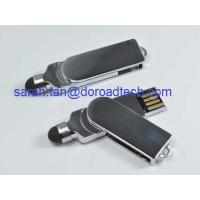 Quality Customized Metal Cool USB Pen Drive, 100% Original and New Memory Chip for sale
