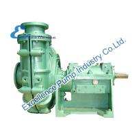 Quality Heavy Duty Horizontal Sludge Pump , Industrial Slurry pump for Metallurgical for sale