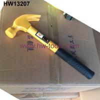 China Steel handle claw hammer on sale