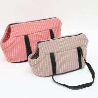 Buy cheap Weight 0.5 Kg Pet Carrier Bag Windproof Classic Style For Outdoor Travel from Wholesalers