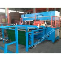 Buy cheap Conveyor Belt Feeding Hydraulic Die Cutting Machine For  Facial Mask / Powder Puff from wholesalers