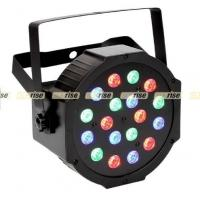 Buy cheap Slim Par Wireless Led Flat Par Light 7 Channels RGBWA UV Emitting Color from Wholesalers