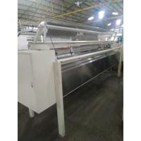 Buy cheap Horizontal Fabric Roll Cutting Machine , Industrial Fabric Die Cutter For Quilted Panel from Wholesalers