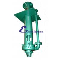 Buy cheap High chrome alloy casing vertical slurry pumps EVM Series with rubber lined from Wholesalers