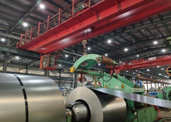 China Factory - WUXI RAYMOND STEEL CO.,LTD