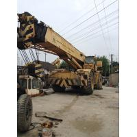 Used GROVE RT980 80 Ton Rough Terrain Crane For Sale for sale