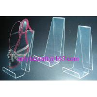 Buy cheap Customised acrylic shoe rack/stylish acrylic shoe stand/shoe holder in acrylic from Wholesalers