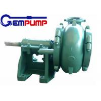 Buy cheap 6/4D-G Series Mechanical Seal Pump V-type V-belt drive ISO9001 from Wholesalers