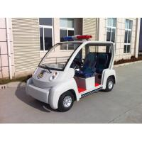 Buy cheap 48V Pure Electric Car Electric Patrol Car With Curtis Controller from wholesalers