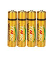 Buy cheap OEM Super alkaline battery LR6 AA ISO/MSDS  4pcs/shrink from wholesalers