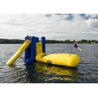 Buy cheap High Safety Inflatable Lake Toys , Fun Pool Toys With Inflatable Water Blob from Wholesalers