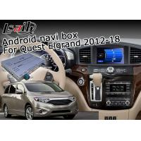 China Nissan Elgrand Quest 7.1 Android Navigation Box , GPS Navigation Device Durable on sale
