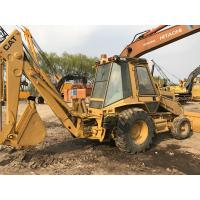 Good Condition Used CAT 416 Backhoe Loader for sale