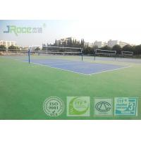 Buy cheap Acrylic Tennis Court Surface 2-7 Mm Thickness , Reducing Injury To Athletes from Wholesalers