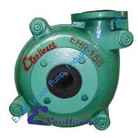 Buy cheap EHR-1.5B corrosion resistant rubber lined slurry pumps from Wholesalers