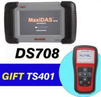 Quality Autel MaxiDAS DS708 Get MaxiTPMS TS401 for sale