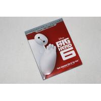 Buy cheap 2016 Blue ray Big Hero 6 2discs carton dvd Movies disney movie for children DHL free shipp from Wholesalers