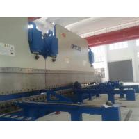 Buy cheap Hydraulic Carbon Steel Two CNC Press Brake Machine / Press Break Machine from Wholesalers