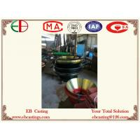 China High Performance Symons Cone Crusher Concaves & Mantles Castings ZGMn13-2 EB19058 on sale