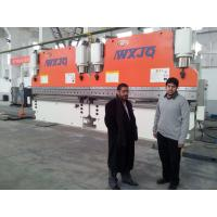 CNC Tandem Press Brake Machine 320 Ton 6 M Two Press Cnc Bending Machine