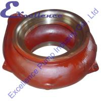 Quality Endurable Abrasion Resistant Slurry Pump Volute Liner for sale