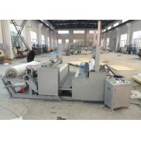 Buy cheap 100m/Min Non Woven Fabric Roll Cutting Machine 6.5KW Rewinding Perforating from Wholesalers