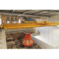Buy cheap  Double Girder Overhead Crane with Grab Capacity: 16t Span: 16.5-31.5m Lifting Height: 28m from Wholesalers