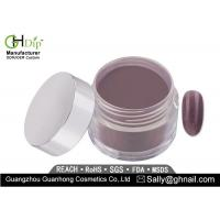 Buy cheap Easy Soak Off Dark Color 2 OZ Gel Dip Powder Nails Long Lasting Fast Dipping from wholesalers