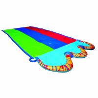 Buy cheap PVC Inflatable Water Slides 58 Inch Wide Surfboard Summer Outdoor Entertainment from Wholesalers