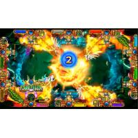 Buy cheap HD Display Fish Hunter Game Machine , Ocean King 3 Dragon King Fish Game from Wholesalers