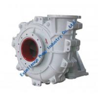 Quality ELM-350S high chrome alloy lined centrifugal slurry pumps types for the building material for sale