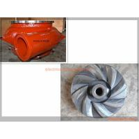 Quality High Effciency Electric Slurry Pump Sludge Removal Pump Abrasion Resistant    for sale