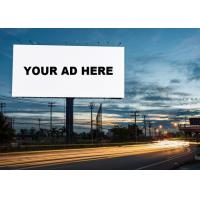 China P5.95 Outdoor Billboard LED Display For Advertising Fixed High Contrast Ratio