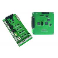Buy cheap Precision FIBER Laser Control Card / DLC Laser Marking Board Green Color from Wholesalers