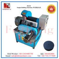 Buy cheap PG30 polishing machine for cartridge heater from Wholesalers