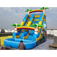 Buy cheap Kids Inflatable Water Slide from Wholesalers