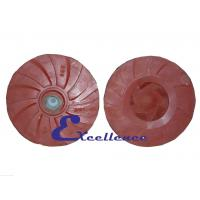 Buy cheap Abrasion et roue à aubes anticorrosion de pompe de boue from Wholesalers