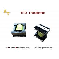 Buy cheap Horizontal ETD49 Large Power Transformer Cover Clip Custom Design Single Phase from wholesalers