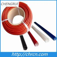 Buy cheap Insulation 2753 silicone self-extinguishing fiberglass sleeving for electrical instruments from wholesalers