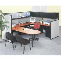 Buy cheap Simple design T28# A5-02 office desk partition from Wholesalers